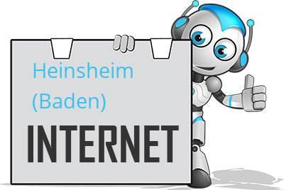 Heinsheim, Baden DSL