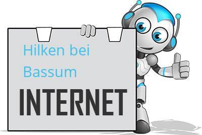 Hilken bei Bassum DSL
