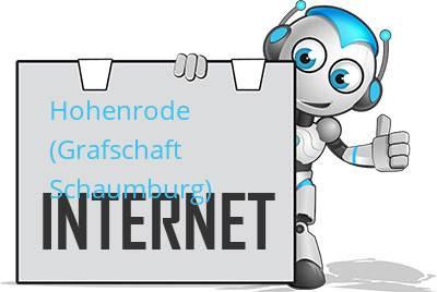 Hohenrode, Kreis Grafschaft Schaumburg DSL