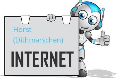 Horst, Dithmarschen DSL