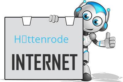 Hüttenrode bei Blankenburg, Harz DSL