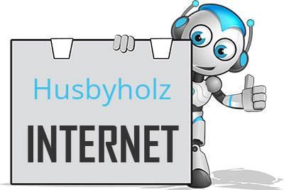 Husbyholz, Kreis Flensburg DSL