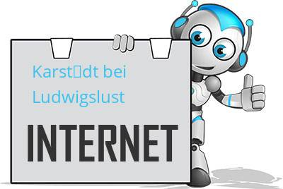 Karstädt bei Ludwigslust DSL