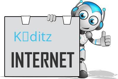 Köditz, Oberfranken DSL
