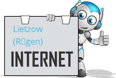 Lietzow (Rügen) DSL