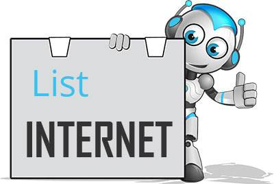 List, Sylt DSL