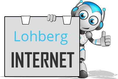 Lohberg bei Lam, Oberpfalz DSL