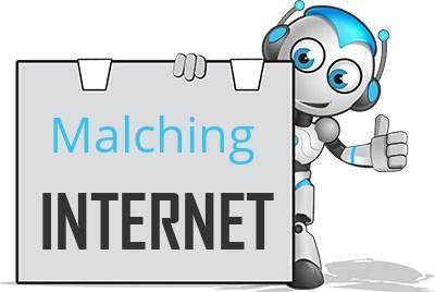 Malching, Niederbayern DSL