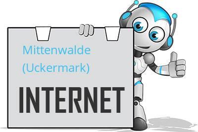Mittenwalde (Uckermark) DSL