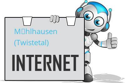 Mühlhausen (Twistetal) DSL
