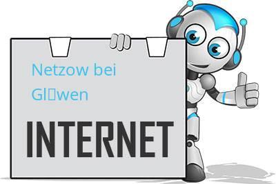 Netzow bei Glöwen DSL