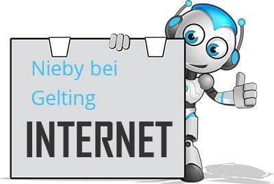 Nieby bei Gelting DSL