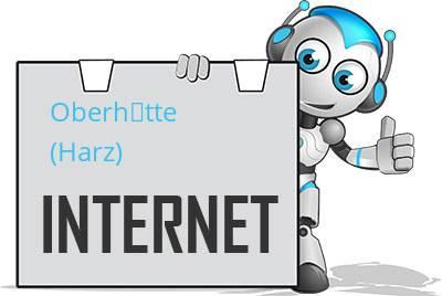 Oberhütte, Harz DSL