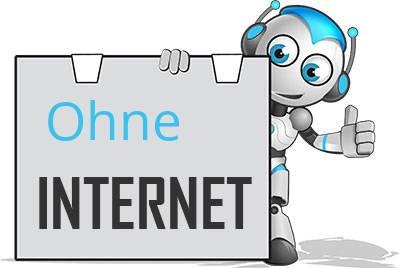Ohne DSL