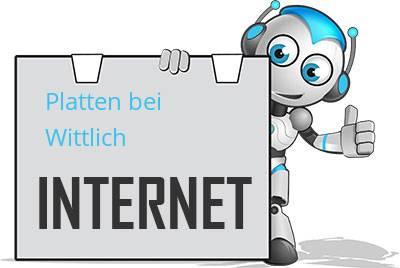 Platten bei Wittlich DSL