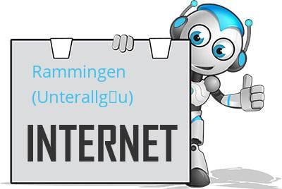 Rammingen, Schwaben DSL