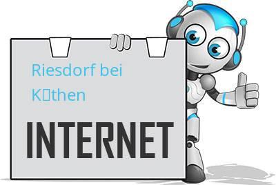 Riesdorf bei Köthen DSL