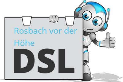 Rosbach vor der Höhe DSL