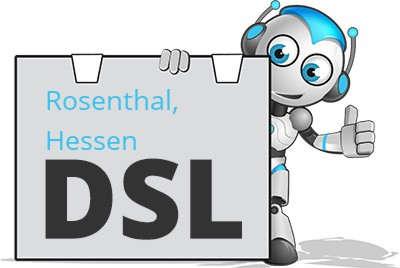 Rosenthal, Hessen DSL