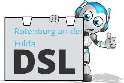 Rotenburg an der Fulda DSL