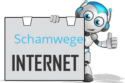 Schamwege DSL