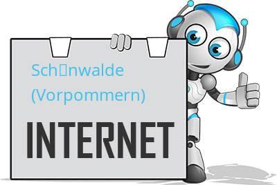 Schönwalde (Vorpommern) DSL