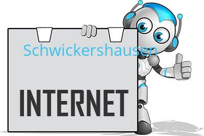 Schwickershausen bei Meiningen DSL