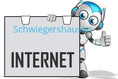 Schwiegershausen DSL