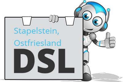 Stapelstein, Ostfriesland DSL