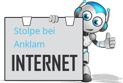 Stolpe bei Anklam DSL