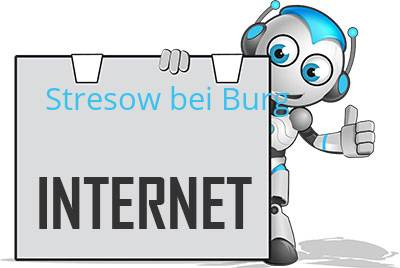 Stresow bei Burg DSL