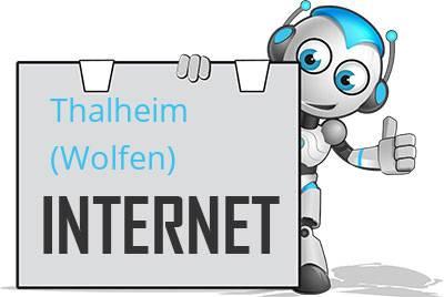 Thalheim (Wolfen) DSL