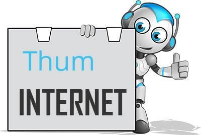 Thum, Erzgebirge DSL