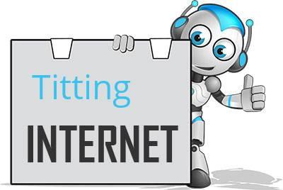 Titting, Oberbayern DSL