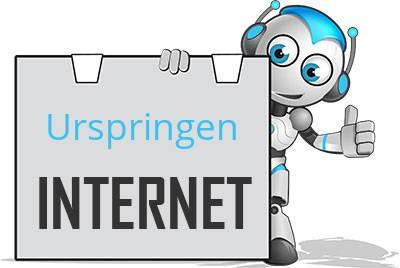 Urspringen bei Marktheidenfeld DSL