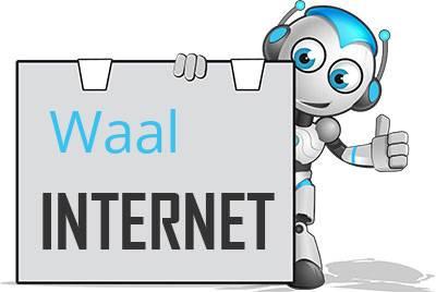 Waal, Schwaben DSL