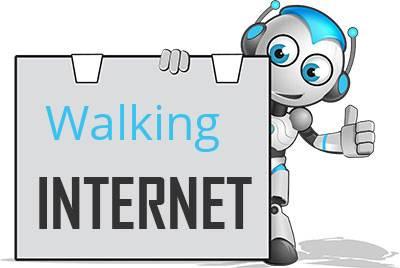 Walking DSL