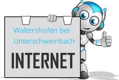 Waltershofen bei Unterschweinbach DSL