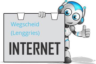 Wegscheid (Lenggries) DSL