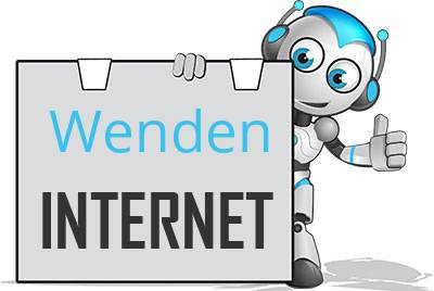 Wenden, Südsauerland DSL