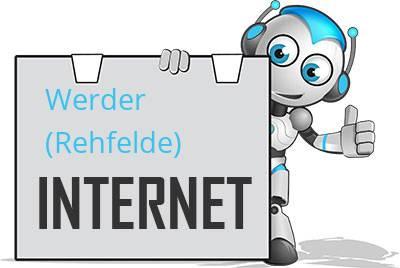 Werder, Oderbruch DSL