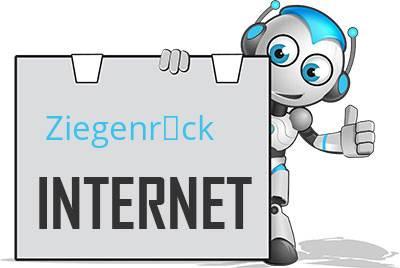 Ziegenrück DSL