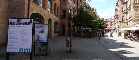 Ein Blick auf Nürnberg (Bild: Flickr.com / Matthias Ripp)