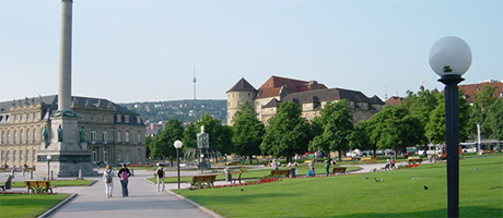 Stuttgart Fernsehturm (Bild: Flickr.com / Marc van der Chijs, [url=https://creativecommons.org/licenses/by-nd/2.0/]CC BY-ND 2.0[/url])
