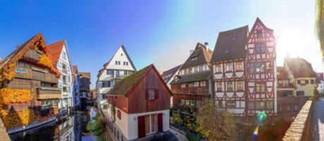 Fischerviertel in Ulm (Foto: #110426908 © pure-life-pictures - Fotolia.com)
