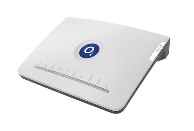 o2 DSL-Router Box 6431