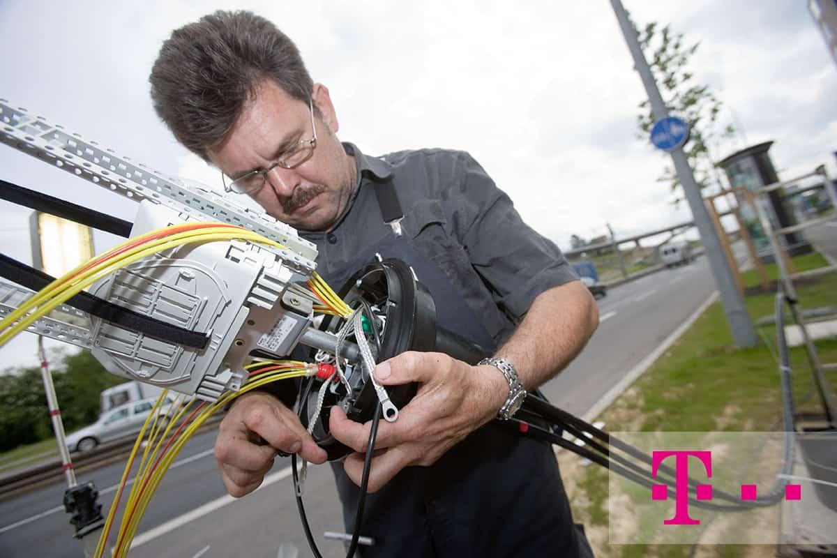 Telekom VDSL-Breitbandausbau