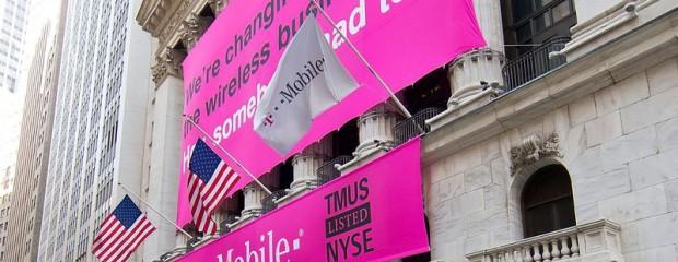 T-Mobile US kauft Funkfrequenzen von Verizon