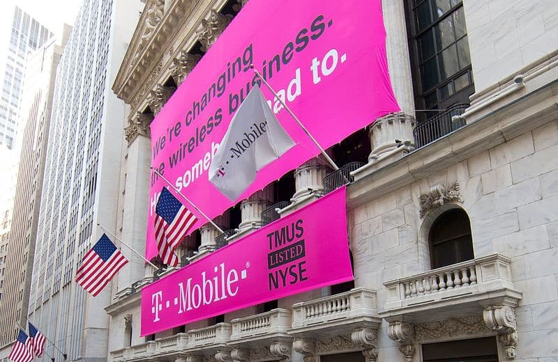 T-Mobile US: We're changing the wireless business