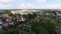 Fußballstadion in Braunschweig